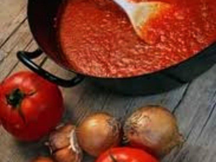 Klassisk tomatsaus