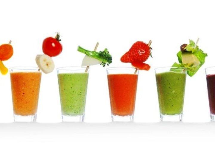 Smoothie med grønnsaker