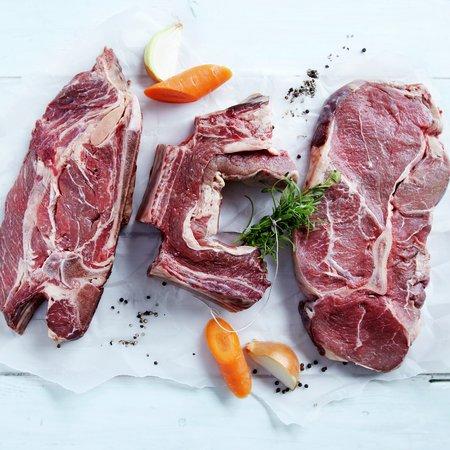 Storfe kokekjøtt