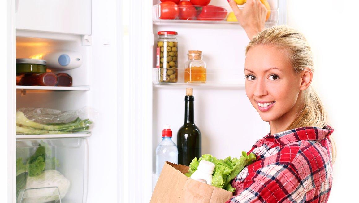Kjøleskap Shutterstock