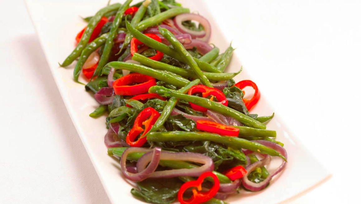 Grønnsaker med sting