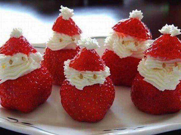 Julejordbærnisser