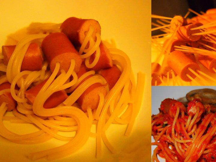 Spider-Spagetti