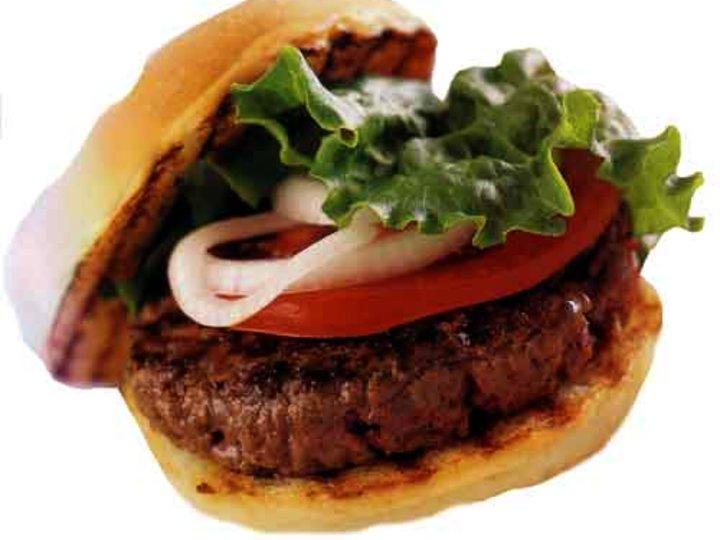 Ekte cowboy-hamburger ala Eldar Vågan