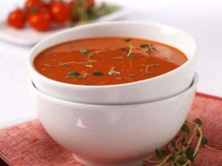 Enkel tomatsuppe alá Gro