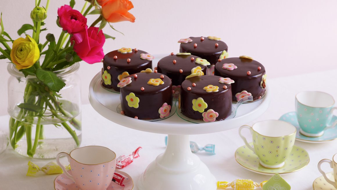 Sjokolademoussekaker OBK
