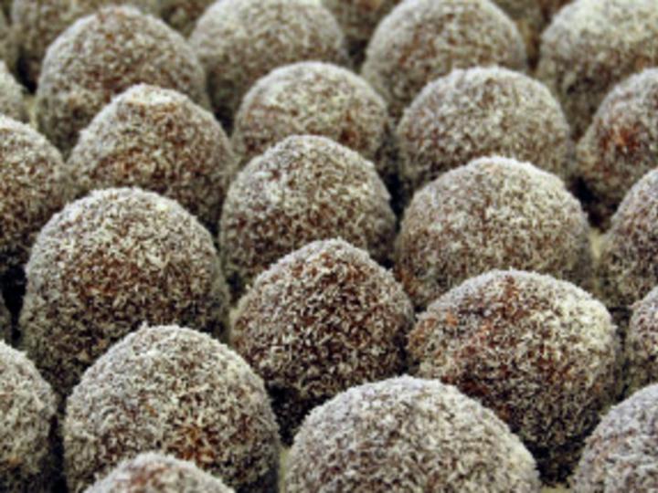 Protein sjokokuler m kokos