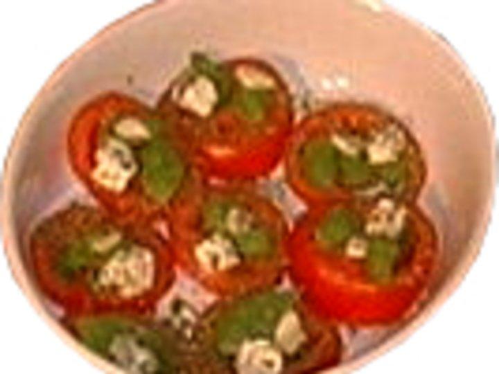 Deilig tomatsnadder