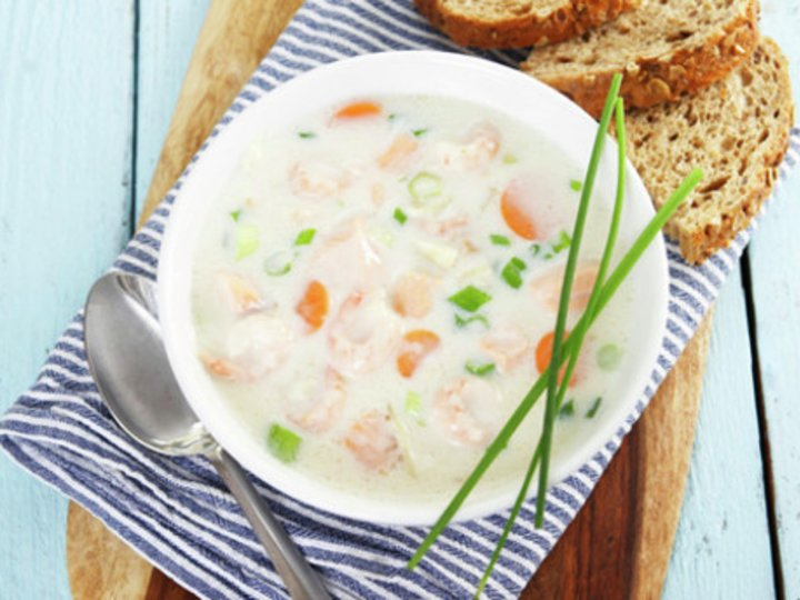 Norsk Fiskesuppe