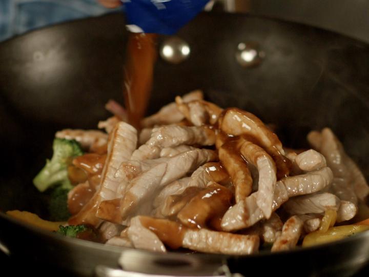hvordan lage biff chop suey