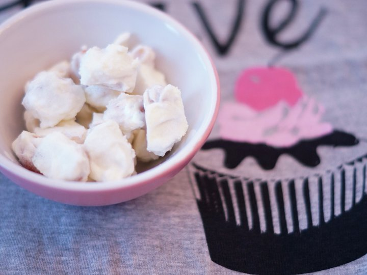Yoghurtnøtter uten sukker