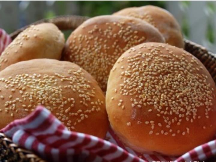 Det aller beste hamburgerbrødet