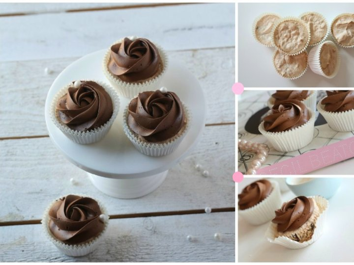 Mandel sjokolade Muffins (glutenfrie)
