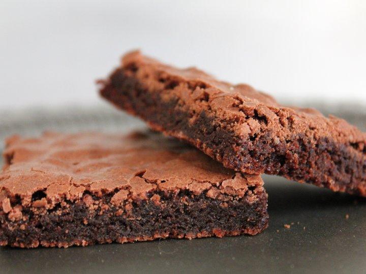 Herlig brownie