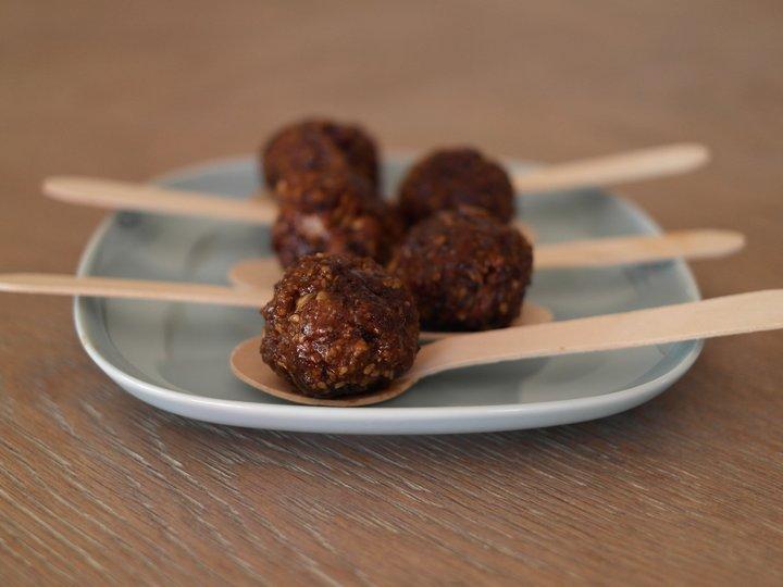 Asiatiske kjøttboller