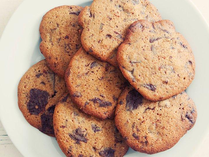 Supergode sjokoladecookies