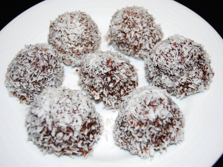 Skumtopper (kokkosboller)