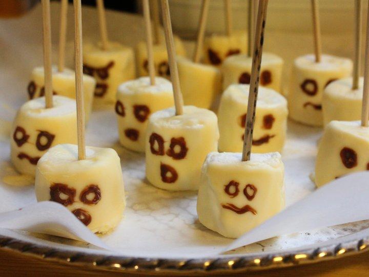 Spøkelsesmarshmallows