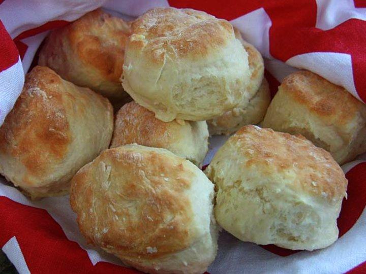 Lenes beste scones:)