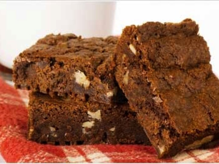 Amerikanske brownies