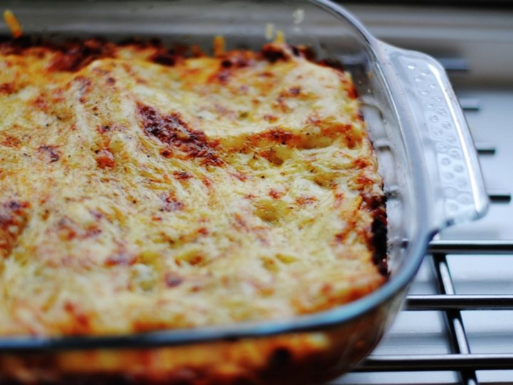 Linn maries lasagne