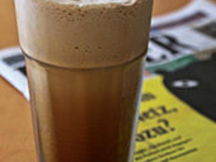 Cafè frappé
