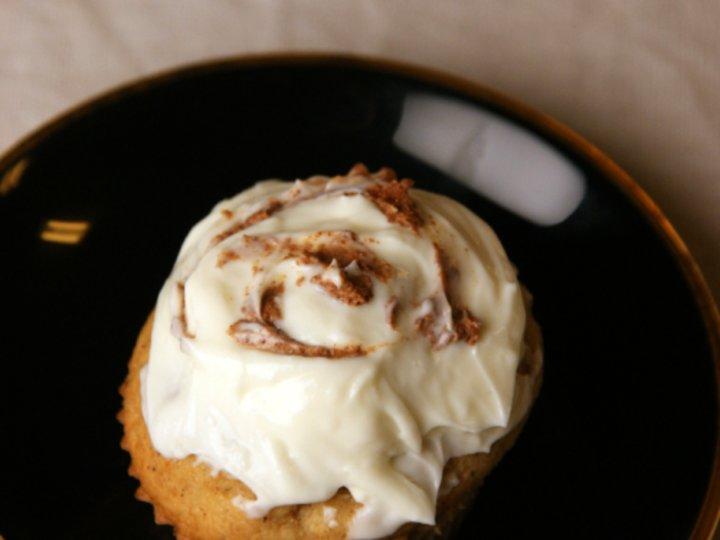 Kanelsnurr muffins