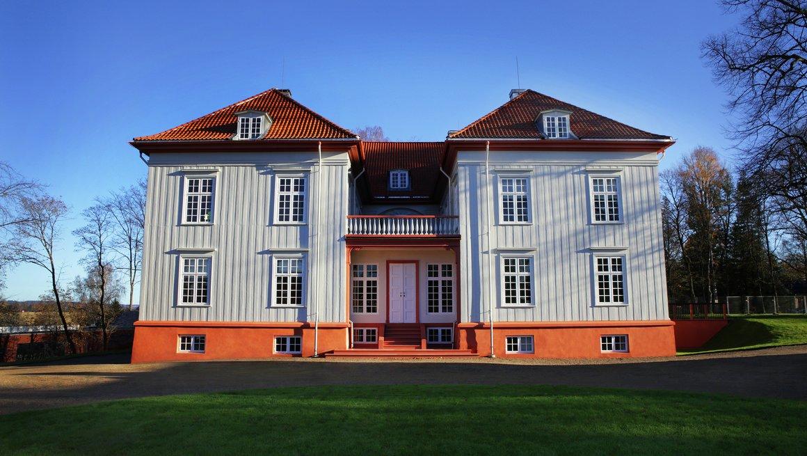 Eidsvoll bygningen, Eidsvoll 1814