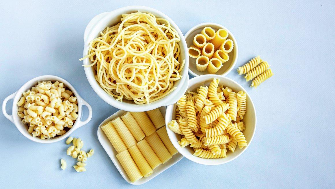 Rester av pasta