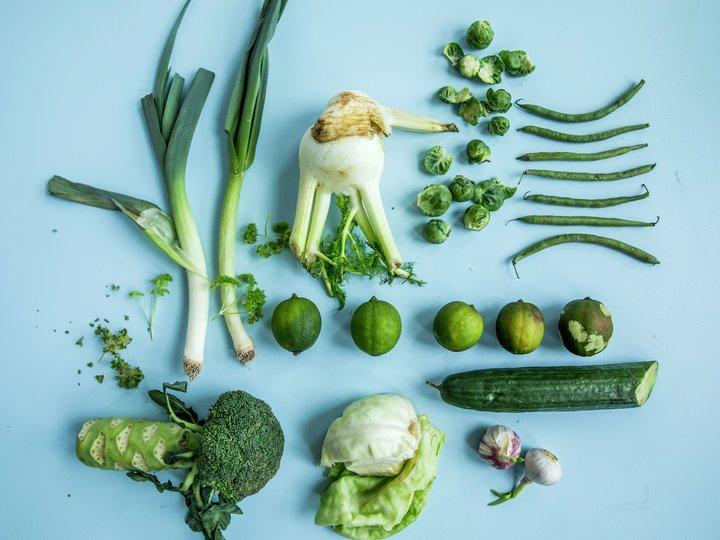 Oppbevaring og holdbarhet på frukt og grønnsaker