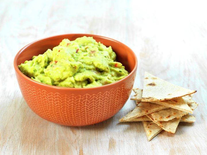 hvordan lage guacamole