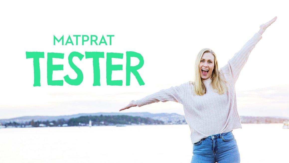 MatPrat Tester Britt Marlene
