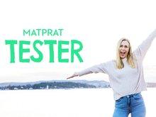 Webserien MatPrat Tester