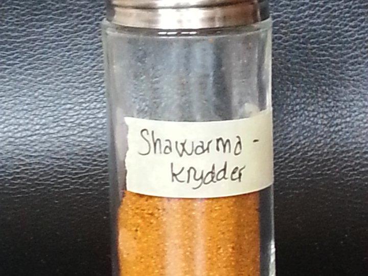 Shawarma kryddermix