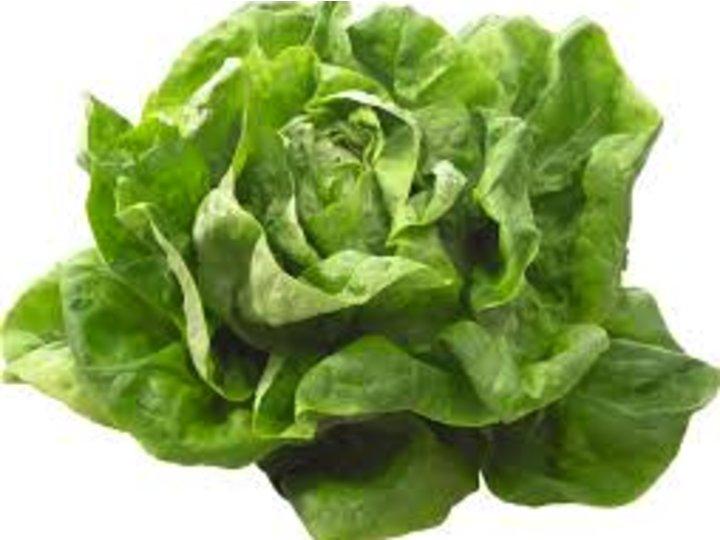 Salat til fisk ala Inger