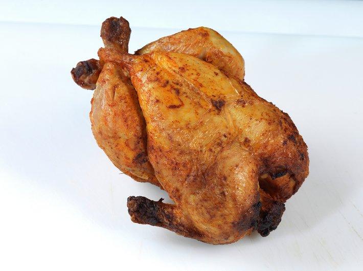 Matopedia slik deler du kylling