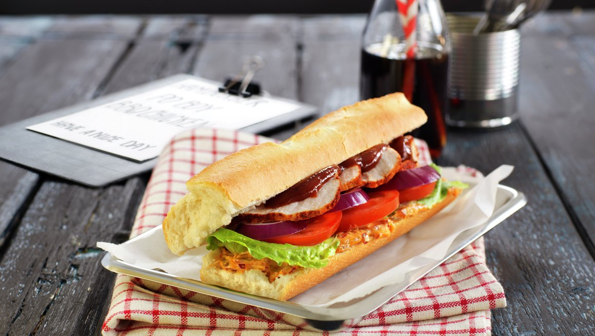 Cajun-sandwich