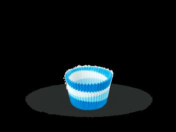 høye muffinsformer