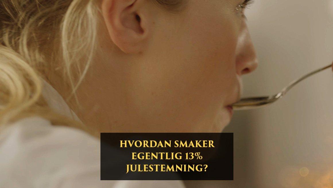 Kampanjebilde Julestemning
