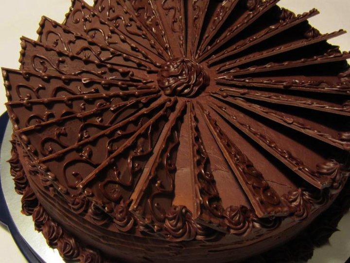 Cindys sjokoladekake