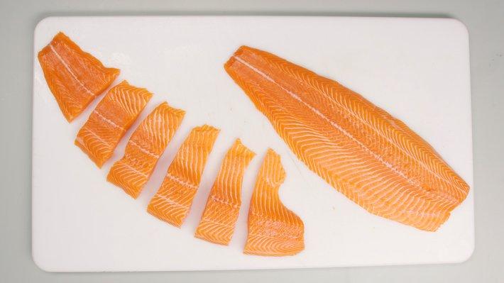 Filtering av fisk – ørret og laks