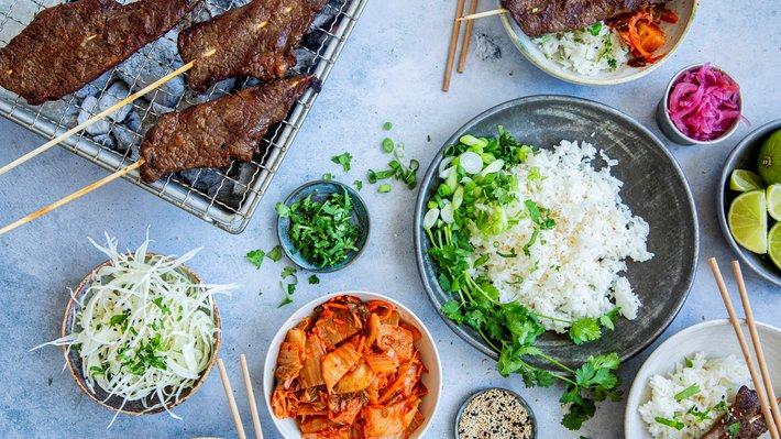 Koreansk BBQ