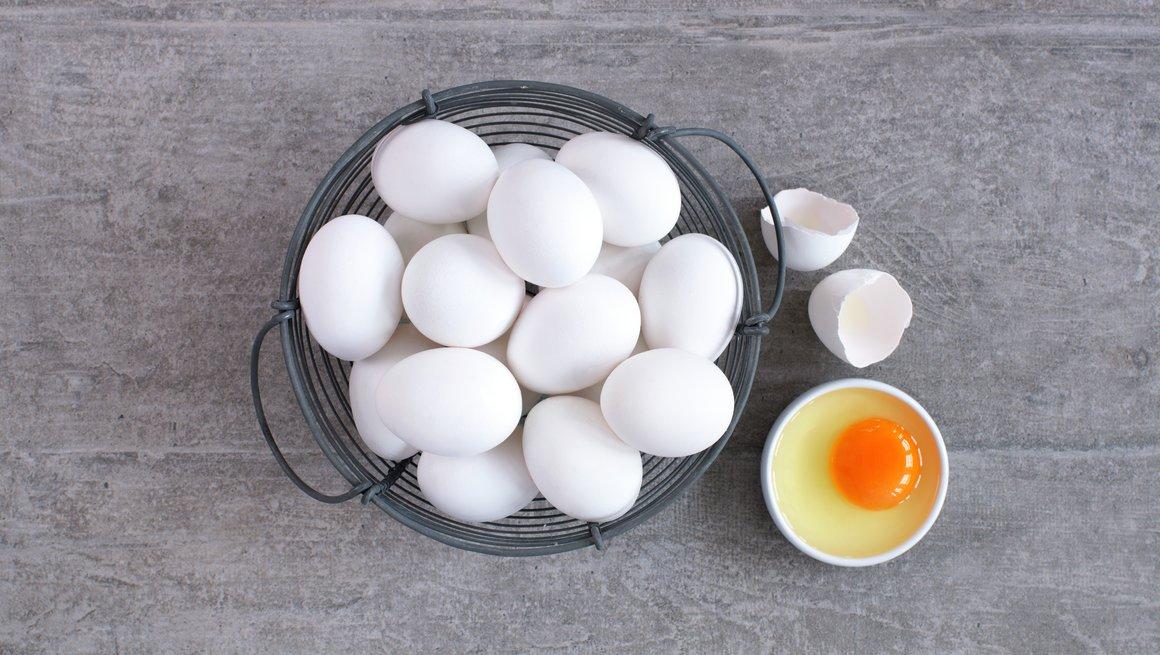 Råvarebilde egg