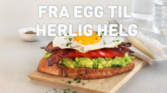 Søkeordsbilde Fra egg til herlig helg