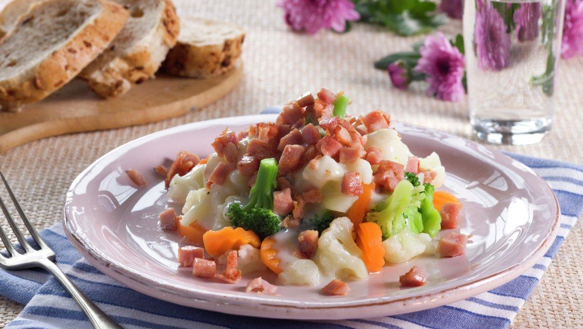Tilslørte grønnsaker