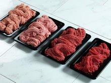 Kjøttdeiger råvare