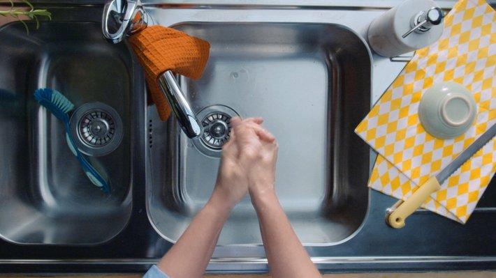 Vask hender