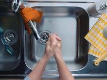 Rene kokkeregler: Håndvask