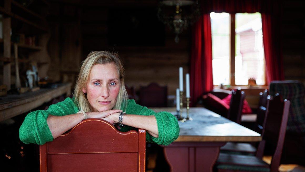 Bonde Anne Dieset, Østerdalen