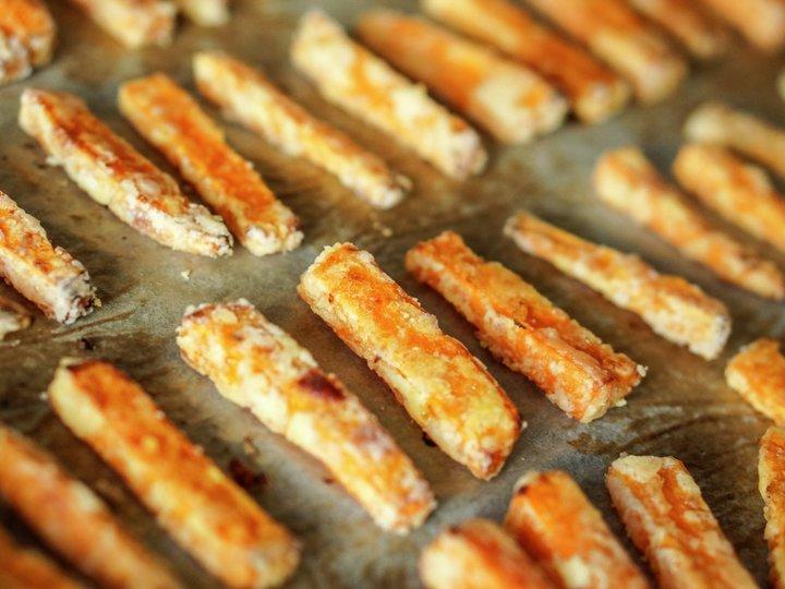 Søtpotet Pommes Frites